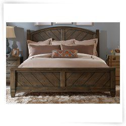 Liberty Furniture Modern Country Poster Bed