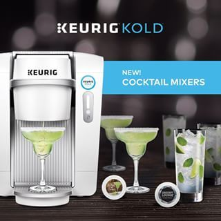 http://www.cadecga.com/category/Keurig/ Keurig Kold Cocktail maker… genuis!