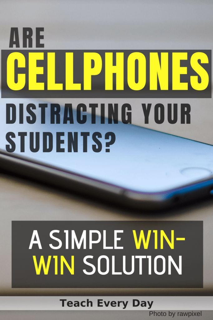Cellphones In The Classroom Not A Problem Anymore Teach Every Day Classroom Management High School High School Classroom Teaching