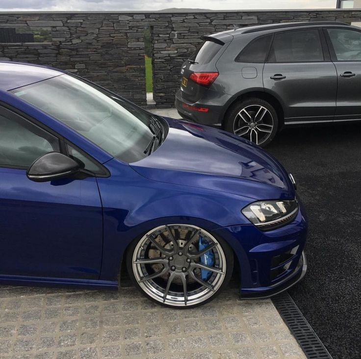 Mk 7R #VolkswagenGolfMk6