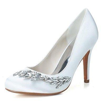 παπούτσια τακούνια των γυναικών toe γύρο τακούνι στιλέτο παπούτσια αντλιών γάμου περισσότερα χρώματα – EUR € 38.67