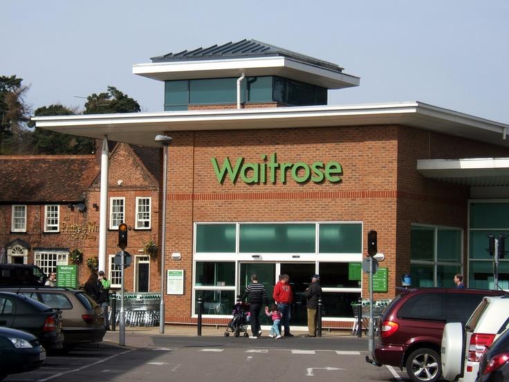 Ampthill Waitrose Supermarket