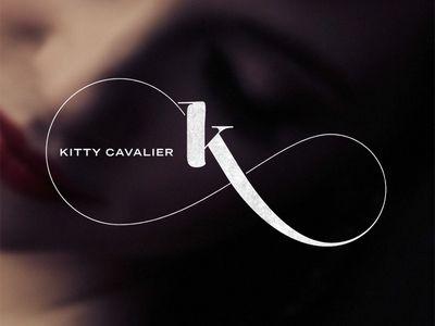 Kitty Cavalier Secondary Logo
