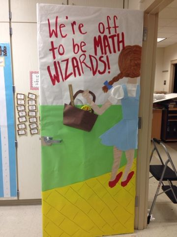 The Crafty Blond: Wizard of Oz Bulletin Boards