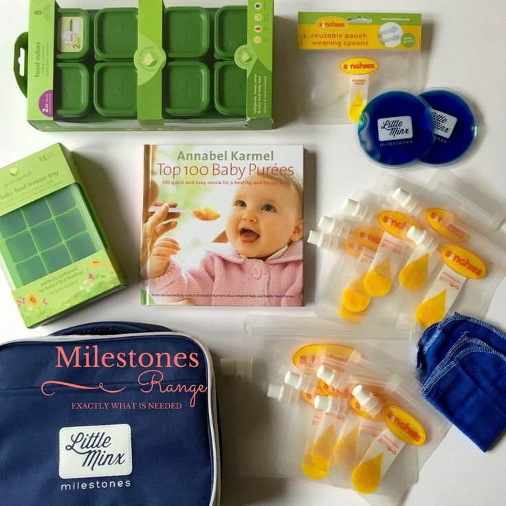 Grubs Up - Cooking First Solids - Baby Shower Gift - Survival Kit - Baby Gift Store - Sinchie Pouches - Baby Cook Book - Lunchbox  Everything you need to cook beautiful fresh food for your growing baby