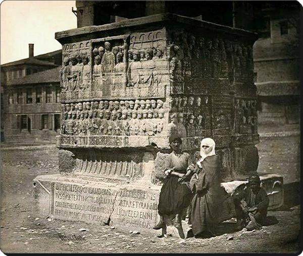 #Sultanahmet Meydanı - #İstanbul, 1854 #istanlook