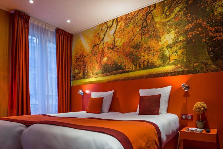 Hôtel Les Jardins de Montmartre, Paris (Maranatha Hotels) Montmartre - Republique
