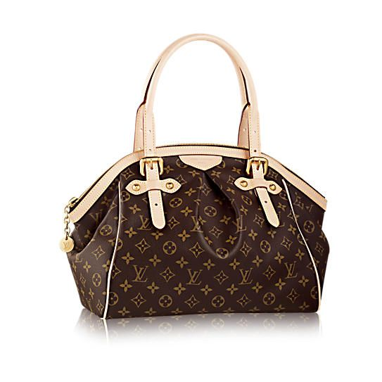 Tivoli GM Women's Luxury Monogram Canvas Handbag | LOUIS VUITTON