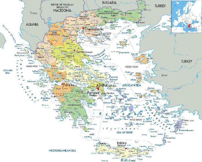 Istoria Greciei este o istorie foarte bogată, de la Grecia antică la Grecia actuală trecând prin imperiul lui Alexandru cel Mare, Imperiul Roman, dominarea otomană, Regatul Greciei, războiul civil şi dictatura coloneilor.