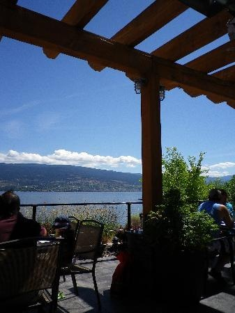 RECOMMENDED Restaurant: Local Lounge & Grille, Summerland, British Columbia, Canada. Great food and a great view from the patio or the upstairs bar.