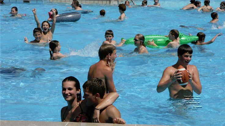 Zwemlessen zwembad de Diepsteeckel