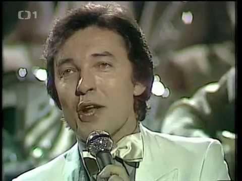 Karel Gott v Lucerně (1981) - YouTube