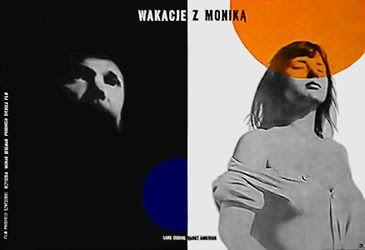 wakacje z moniką Wojciech Zamecznik reż. Ingmar Bergman