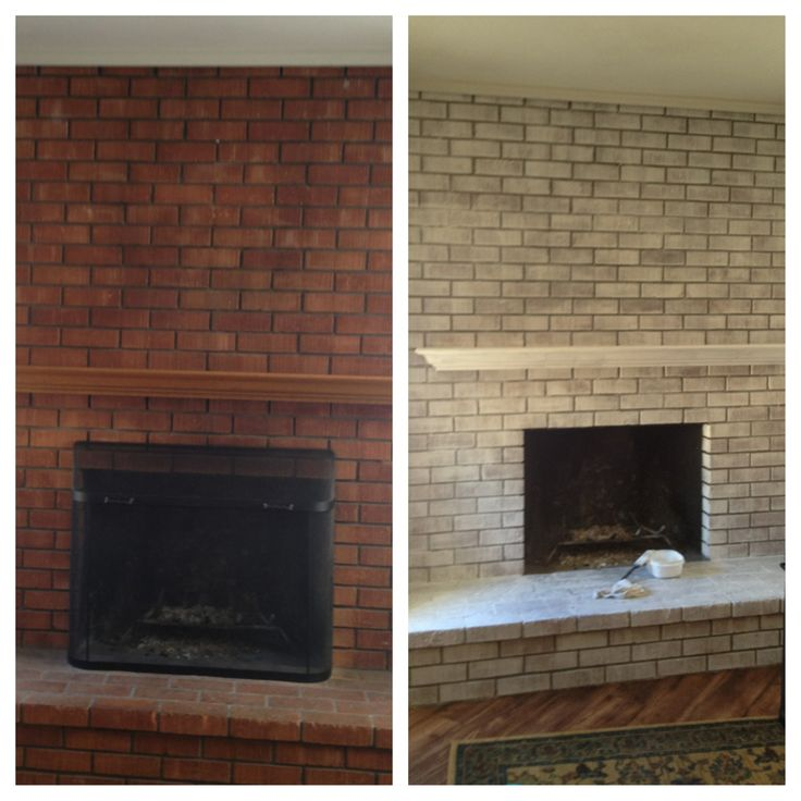 whitewash brick fireplace before and after whitewash brick house before after studio design 144