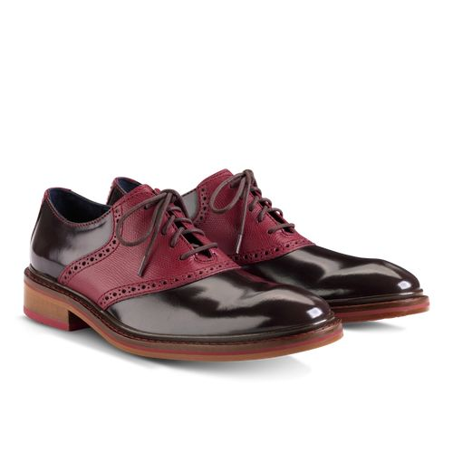Cole Haan Colton Winter Saddle www.colehaan.com