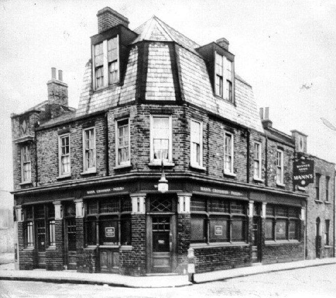 Bonner Arms, Bonner Street, Bethnal Green, London