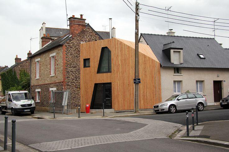 55 best images about extension de maison on pinterest architecture belle and construction. Black Bedroom Furniture Sets. Home Design Ideas