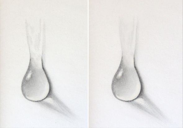★ HOW TO Draw a Water Drop | Drawing Tutorial & Video Demos ★ if only I were an artist this looks cool