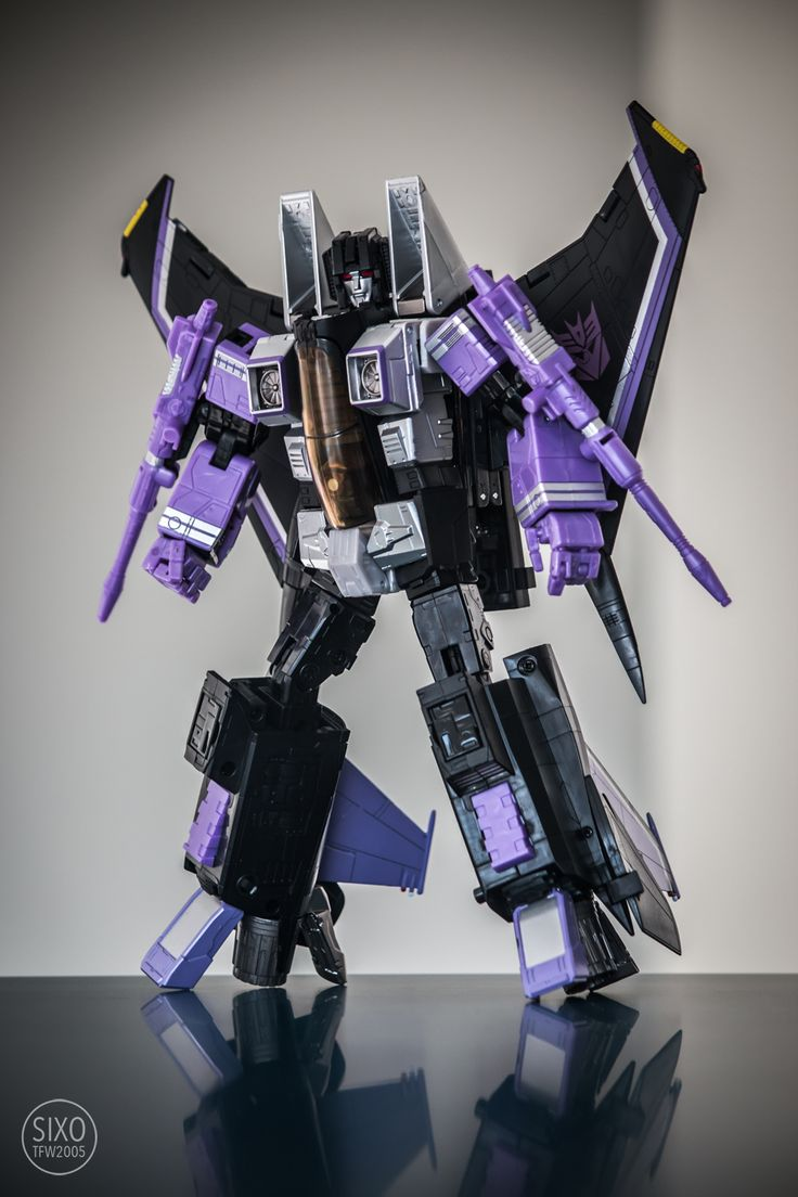Transformers Masterpiece MP-11SW Skywarp
