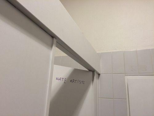Jan Dyntera: Art hate artists
