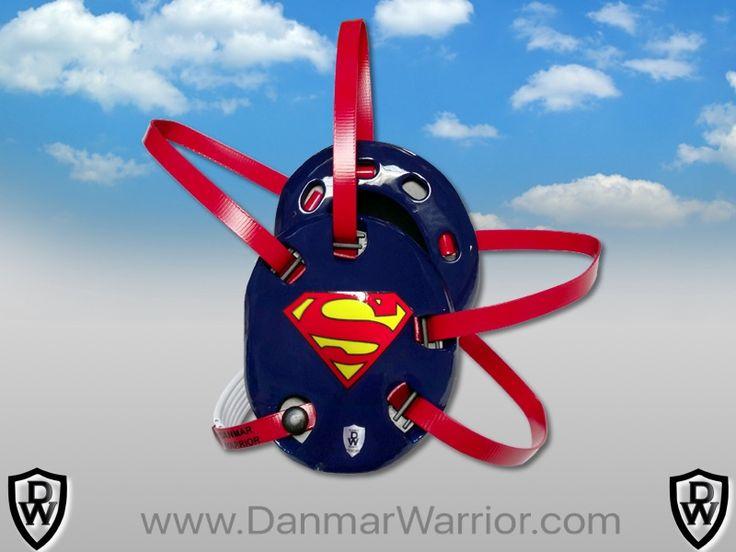 Superman Wrestling Headgear