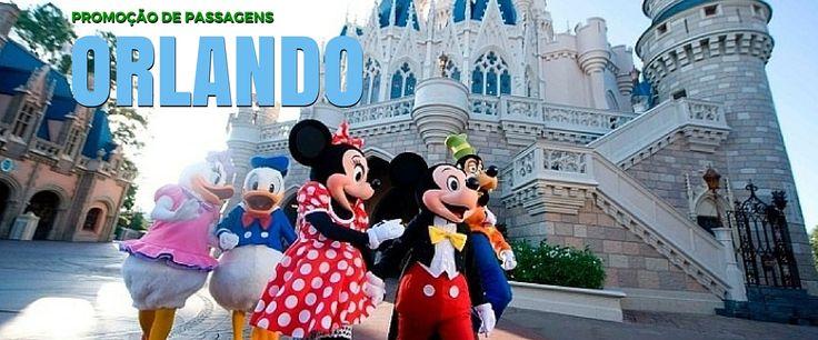 Orlando a partir de R$ 1139,00 ida e volta. - Mega Roteiros. Dicas dos melhores destinos do mundo Conheçaos melhores parques de diversão do mundo. Voos a partir de R$ 1139,00 ida e volta e sem taxas seus leitores poderão conhecer o complexo Disney e muitas outras atrações num dos destinos mais procurados por brasileiros. Veja a lista:  Aracaju – Orlando a partir de: R$ 1194,00 (ida e v...  Leia mais em: http://megaroteiros.com.br/orlando-a-partir-de-r-113900-i