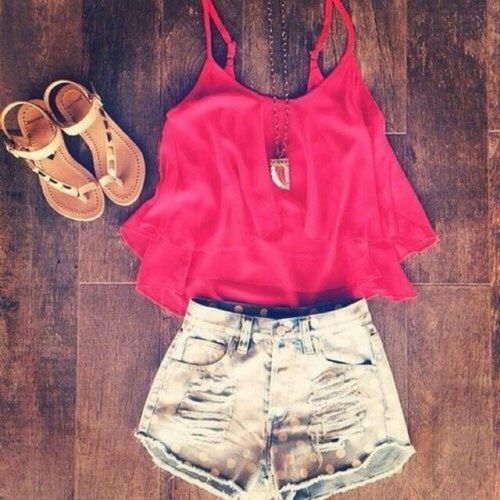 Combination #fashion,  #outfit  #perfect -  #sandal