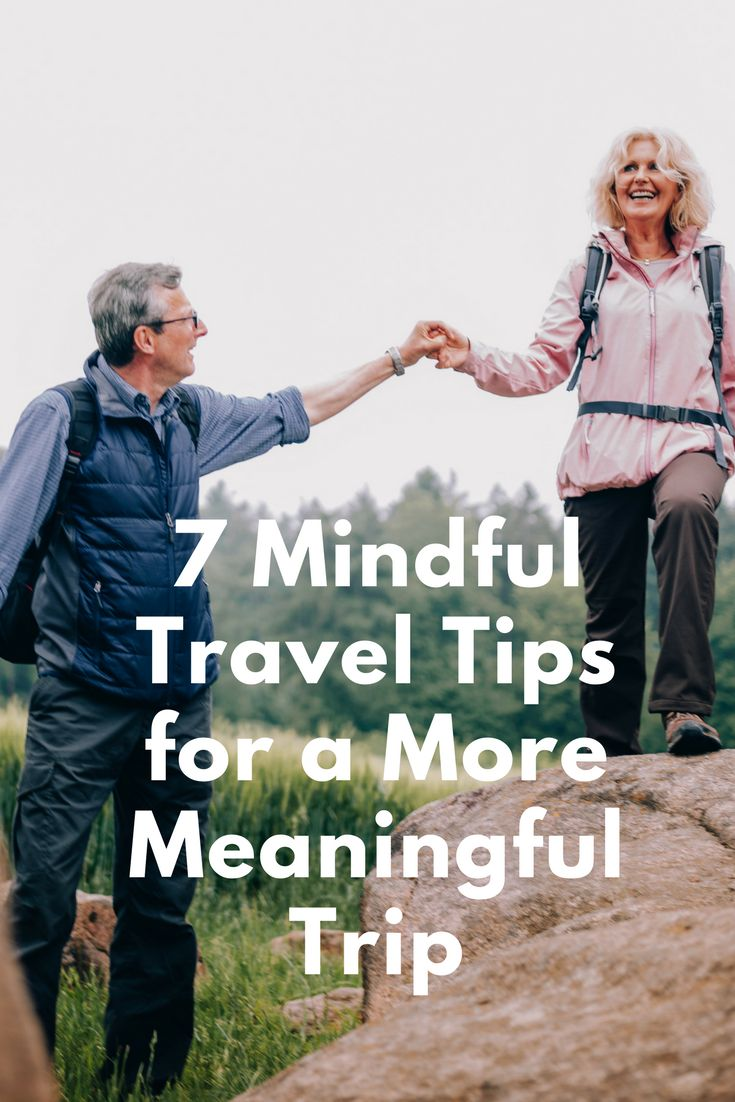If you've ever been similarly distracted while on vacation—checking your email, worrying about catching a flight, rushing through one activity in your hurry to get to another—you, too, might benefit from these mindfulness tips from an expert.