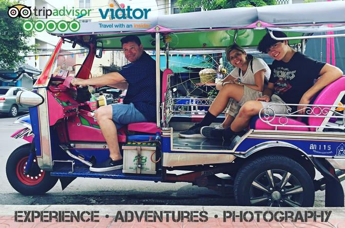 Samlor Tour with foods (Private Tour) #PrivateTours