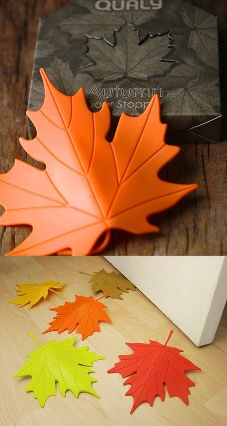 #Leaf #doorstop by Qualy