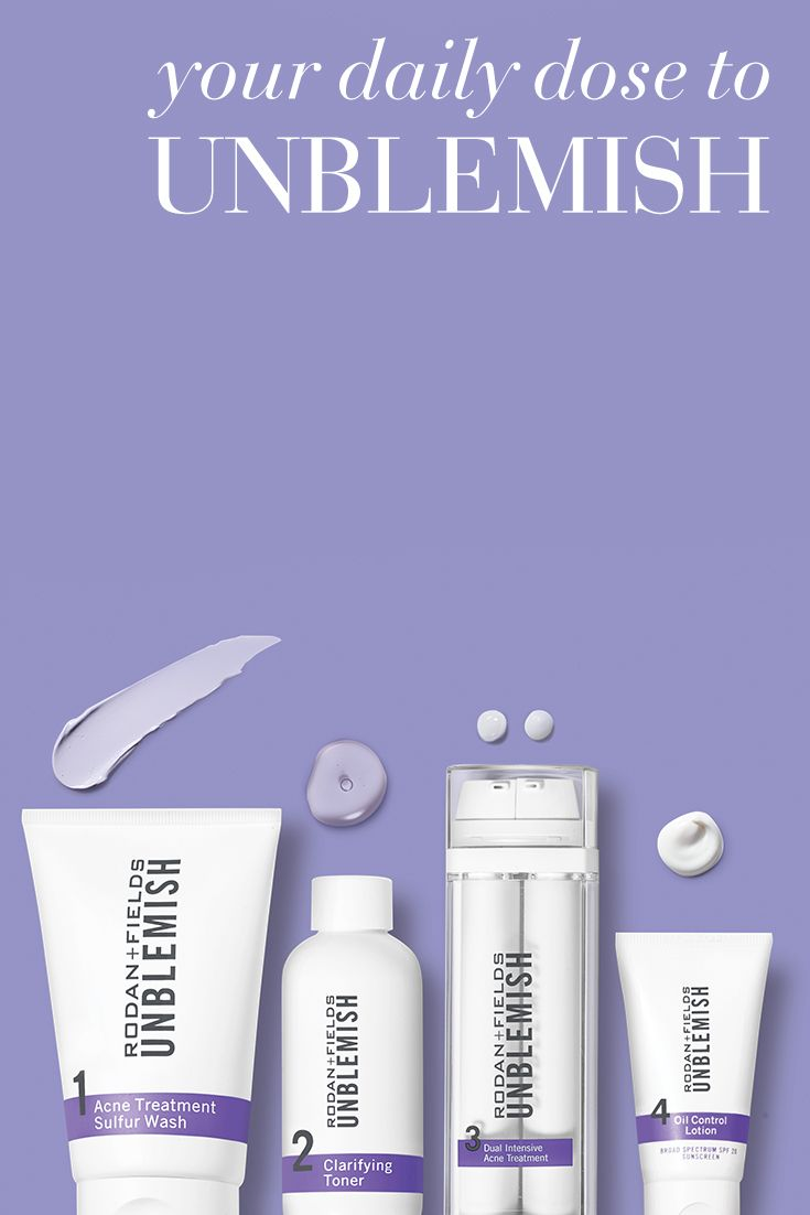 Daily Dose of UnBlemish Regimen