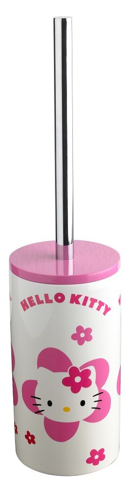 #Cipì #Hello #Kitty Scopino | #Resine #moderno | su #casaebagno.it a 27 Euro/pz | #accessori #bagno #complementi #oggettistica #gadget