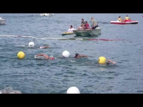 Momenti di gloria  La traversata del Lago d'Iseo nel 2010