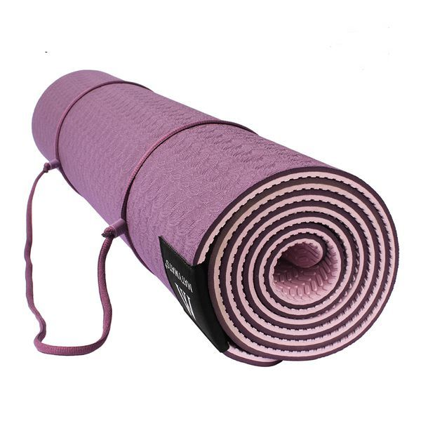 Non Slip Tpe Yoga Mats Price 48 46 Free Shipping Buy Now Https Fitnessmerican Com Product Non Slip Tpe Yoga Mats Fitness Yoga Mat Hot Yoga Yoga Pilates