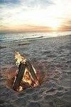 Portable Beach Bonfire Menu