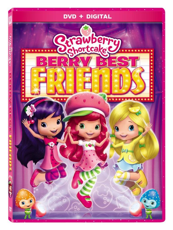 Strawberry Shortcake - Berry Best Friends Movie
