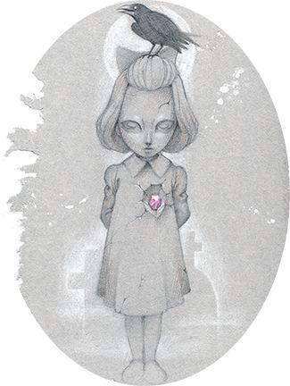 Stone Girl - PAOLO PEDRONI ART
