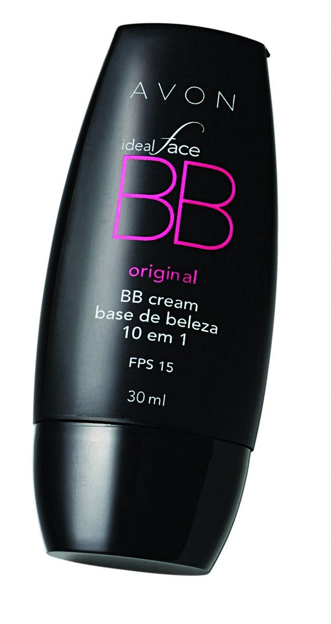 Ideal Face BB Cream Original Base de Beleza 10 em 1 FPS 15, Avon, R$ 40