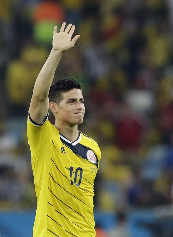 7 reasons James Rodriguez is the breakout star of the World Cup