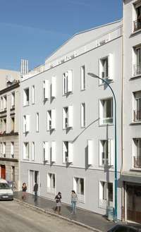 Social Housing in Pantin on Architizer