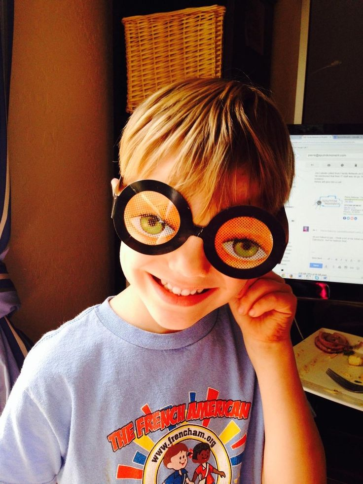 Autismo significa mirar el mundo a través de unas lentes magníficas que sólo él posee (5)