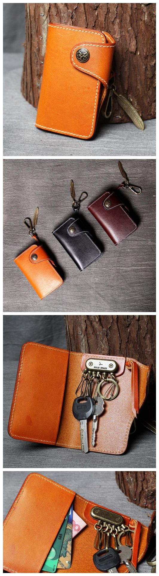 KEY HOLDERS, LEATHER KEY COVER, LEATHER KEY CASE, KEYWALLET, LEATHER KEY HOLDERS