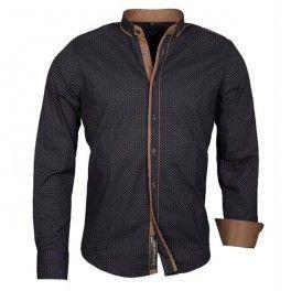 CARISMA košile pánská 8243 dlouhý rukáv slim fit