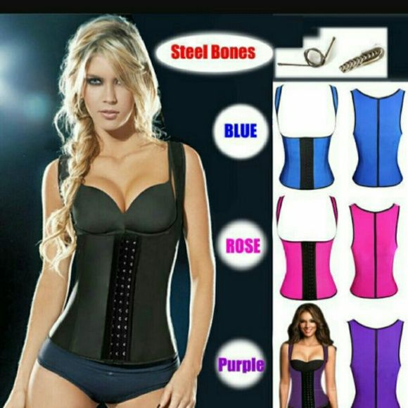 Latex Waist Trainer Vest 9 Steel Boned Waist Train The Slimming Thermal is the only clinically proven girdle that helps reduce waist measurements from 1 to 4 inches within 30 days.For a better fit, it is recommended to initially use the shaper during two hours a day while your body adapts to it, and to increase this time once you feel more comfortable with the garment. This body shaper is comfortable and easy to wear as active everyday underwear worn underneath any type of clothing available…