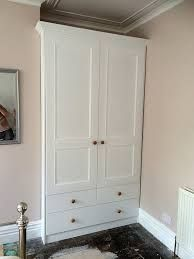 painted mdf built in wardrobes - Google Search