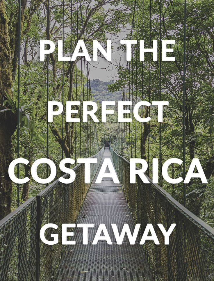 Plan the perfect Costa Rica Getaway with Anywhere.com Take the guesswork out of planning exactly what you think you want and let them do all the hard work for you! #ad #costarica #vacation #Travel #Explore