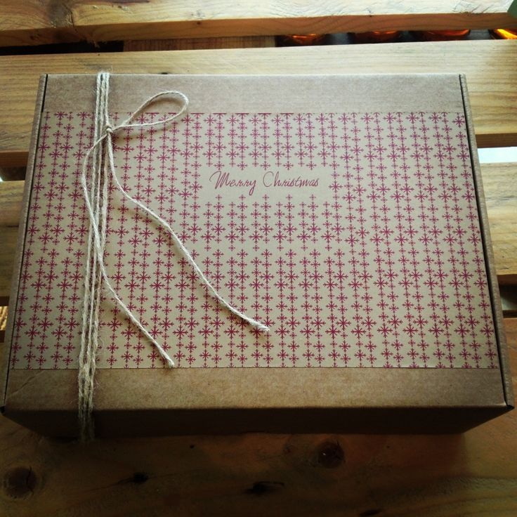 Gift Box Especially designed for a safe trip #greek #christmas #gift # packaging