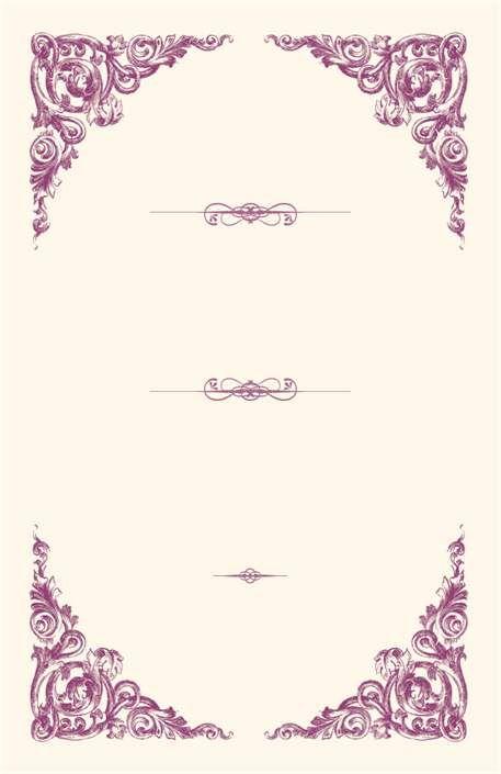 Vertikala enkla bröllopsinbjudningar - lägg till text