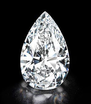 Absolute Perfection: The Largest D Color Flawless Diamond Ever to be offered for sale at Auction. 101.73 carats