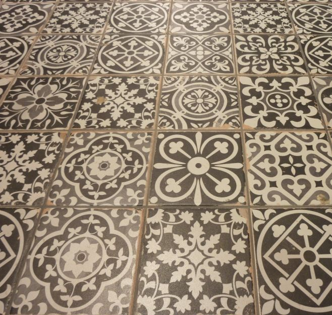 Decorative Tiles For Wall 59 Best Patterned Tiles Sydney Images On Pinterest  Room Tiles